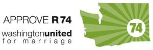 Campaign image from Washington United for Marriage