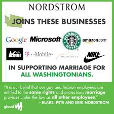 Business support for equal marriage rights would be crucial